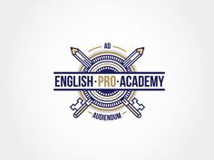 English Pro Academy designed by Pixelin Studio. the global community for designers and creative professionals.