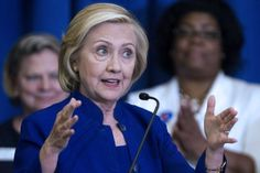 Clinton to stage major rally, will vow to back working Americans – Hillary Clinton stages the first big rally of her presidential campaign on Saturday, casting herself as a fighter for ordinary Americans and build a clearer case for why she wants to lead the country... #DLU_US! #democraticprimarychallengers #democrats #educatedvoters
