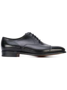 JOHN LOBB classic derby shoes. #johnlobb #shoes #shoes