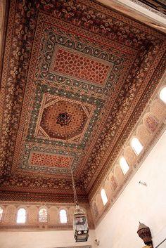 Bahia Palace, Marrakech,Morocco • @HVLAUREN
