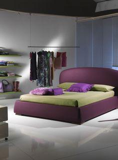 Italian Bedroom Decor Design Bed