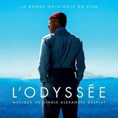 L'Odyssee soundtrack by Alexandre Desplat