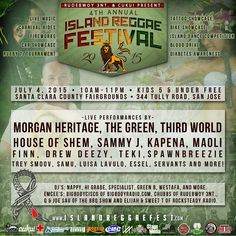 Island Reggae Festival celebrates Pacific Islander Culture, Music and Arts and Supports Diabetes Awareness