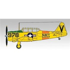 Revell 1:48 AT-6/SNJ Texan by Revell. $14.32. From the Manufacturer                North American's AT-6 Texan advanced trainer is one of the most famous military training aircraft of all time with more than 17,000 examples of all variants being produced. The Texan's top speed was 207 miles-per-hour, the service ceiling was 24,100 feet, and the maximum range was 665 miles.                                    Product Description                132540 Features: -AT-6/...