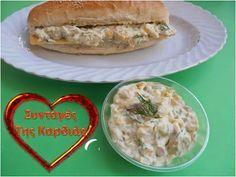 Cookbook Recipes, Cooking Recipes, The Kitchen Food Network, Greek Recipes, Hot Dog Buns, Bagel, Food Network Recipes, Sandwiches, Recipies