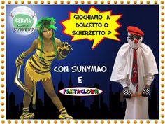 Fantaclown Dolcetto o Scherzetto CerviaComix 2017