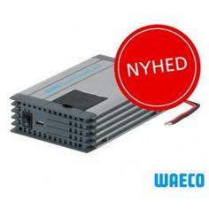 WAECO SinePower MSI 412 - Inverter 12~220V - 350W. Ren sinus. Pris 1295 kr hos varerum.dk