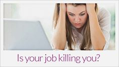 Imagine being able to essentially work from home...in your pajamas.  Tempting, right?  It's time to kill the job instead of it killing you.