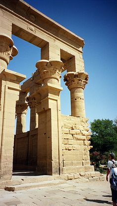 OMG, I really love this one: the Temple of Philae.