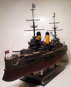 Battleship Borodino complete