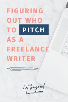 To grow your business as a freelance writer, you're going to need to be a little forward. This is exactly where your pitch comes into play. It's your chance to be proactive, get in touch with that publication or brand, make a positive impression, and demonstrate why they should want to work with you as a writer—whether it's for a one-off article or as a regular contributor. This is how to can figure out who to pitch to in order to land freelance writing gigs Make Money Writing, How To Make Money, How To Become, Writing A Book, Writing Tips, Becoming A Writer, Freelance Writing Jobs, Career Advice, How To Stay Motivated