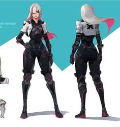 New Sci Fi Concept Art Characters Soldiers Character Design Ideas Fantasy Character Design, Character Creation, Character Inspiration, Character Art, Female Character Concept, Arte Sci Fi, Sci Fi Art, Sci Fi Characters, Girls Characters