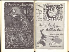 Picture Poems by Kenneth Patchen