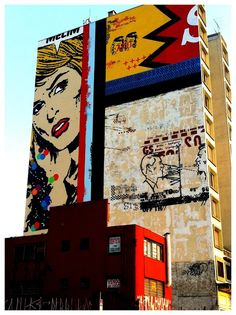 O Melhor da Arte de rua!! E quem duvida que seja uma das melhores demonstrações de arte comtemporânea!?...