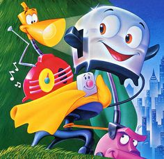 The Brave Little Toaster and more on the list of the best Disney animated movies by year (Best Movies Animation) Disney Presents, Little Presents, Disney Movies By Year, Disney Films, Jon Lovitz, Cartoon Network, Brave Little Toaster, Back In The 90s, Family Movies