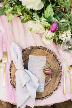 wedding menu ideas - photo by Booth Photographics http://ruffledblog.com/mossy-glen-elopement-inspiration