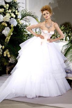 dior wedding gowns
