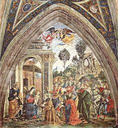 Borgia apartment(Vatican)