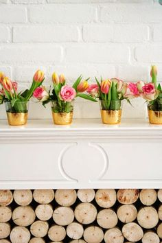 Poppytalk: 7 Spring-Inspired Weekend Projects