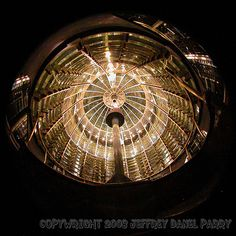 Pigeon Point Lighthouse's First Order Fresnel Lens