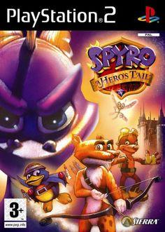 Spyro: A Hero's Tail (PS2): Spyro: Amazon.co.uk: PC & Video Games