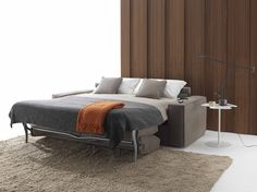Et voilà! Eleven è un comodo divano letto oltre ad essere un divano moderno di design