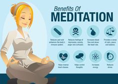 10 primary benefits of meditation