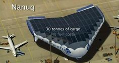 Solarships - http://www.solarship.com - sustainable air freight