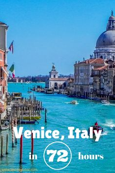 Can you hear it? It's called peace and quiet, no road rage, car horns blaring or trucks roaring past as you walk the streets. Venice offers a chance to have a wonderful experience in a continent with more than its share of congested cities.
