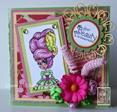 E Creations: Simply Betty - Victorian Zombies vs Normal Fan pag...