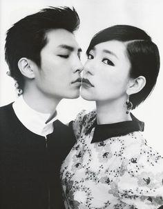 Aaron Yan & Guo Xue Fu