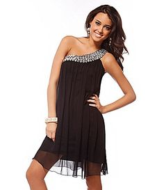 Dillards Black Cocktail Dresses