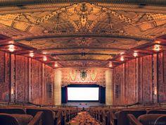 Beautifully Designed Movie Theaters in Golden California - My Modern Metropolis