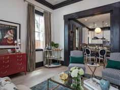 In the four-part competition, the brothers go head to head to restore two sides of a traditional New Orleans shotgun home. See the incredible before and afters of their totally transformed living spaces.
