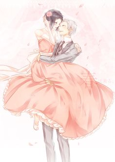 I saved this only because of Aku's dress XD