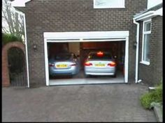 He Fits Two Cars Into A One Car Garage With This GENIUS Invention. I Want One! - LittleThings.com