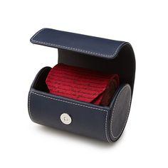 The Necktie Travel Roll ~$24