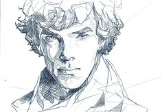 """illustration und bild — Sherlock! So exited for the """"the final problem""""..."""