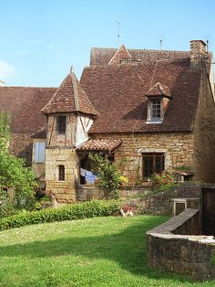 Jolie maison en Dordogne, France
