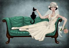 35-Illustrations divers artistes .I.