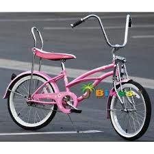 My Pink Huffy Bike w/ Banana Seat