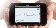 Tecnología convierte tus Smartphone en monitores cardíco