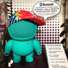 #moonman #kawaii #mtv #hipster #kawaii #teal #color #yrbmagazine #bluetooth #speakers