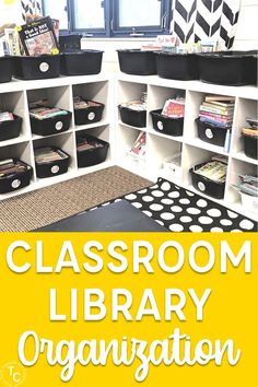 This post shows you one way of storing books in your classroom library and organizing by genre. It also includes some freebies to help things run smoothly. Library Organization, Budget Organization, 3rd Grade Classroom, Classroom Design, Reading Lessons, Reading Resources, Classroom Solutions, Book Bins, Storing Books