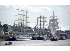 Tall Ships Races in Antwerpen