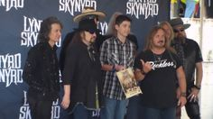 AHR On The Scene Lynyrd Skynyrd And The Curt Towne Band Concert in Hiawa...