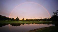 Real Rainbow Wallpaper HD I95