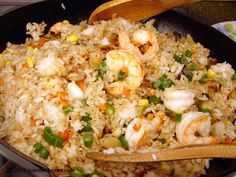 Shrimp Fried Rice (새우 볶음밥) | Top Chef Korea - Authentic ...