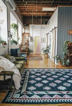 When it comes to where to stay in Brooklyn, New York, The Funky Loft offers an affordable, unique option in the Bushwick neighborhood.