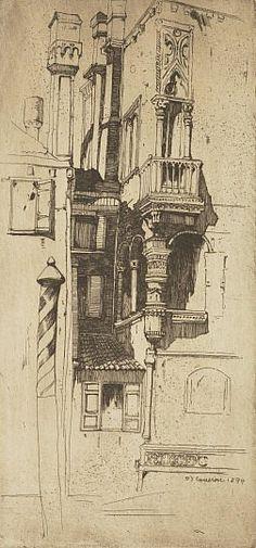 Tintoretto's House, Venice